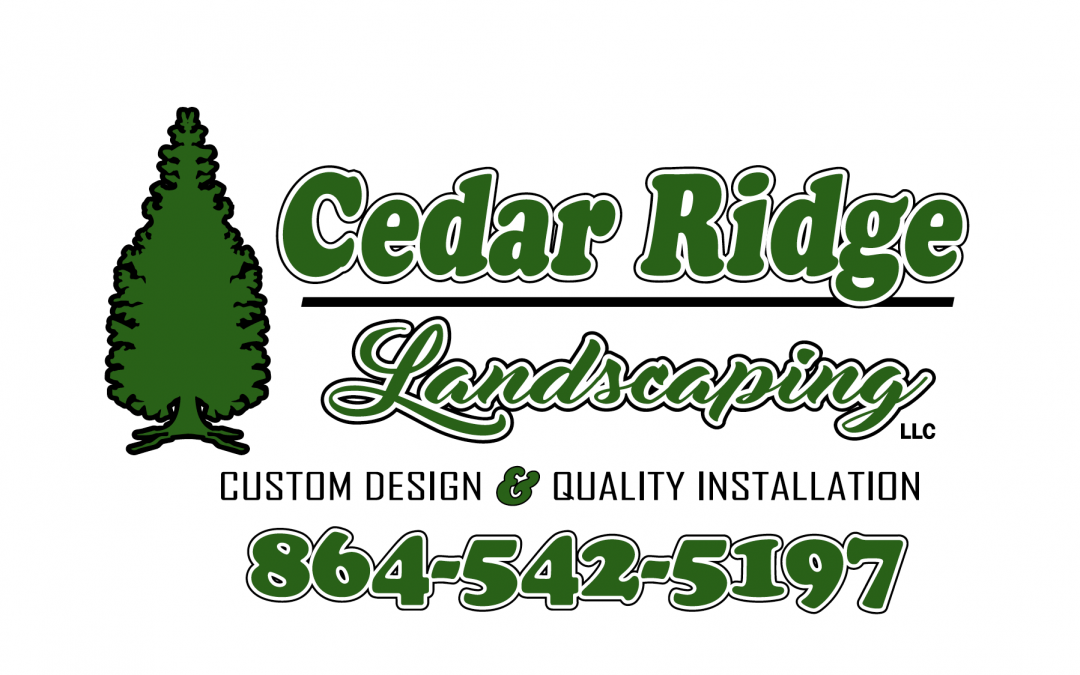 Cedar Ridge Landscaping sponsors the Bridge Awards produced by the Home Builders Association of Greenville